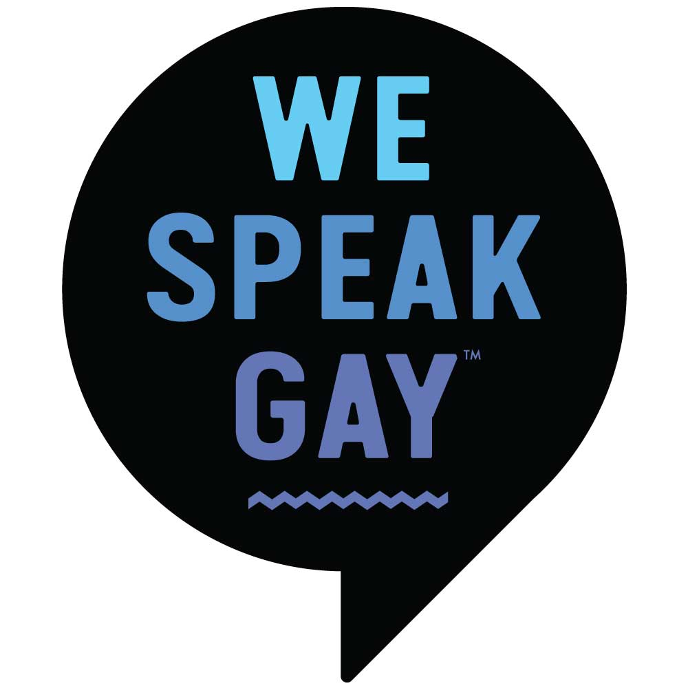 We speak gay yhteisö
